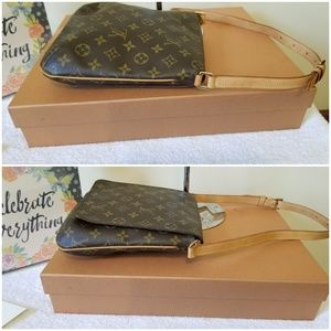Louis Vuitton Bags - LV musette salsa authentic
